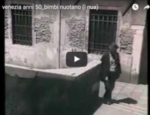 Entdecken Sie Venedig der 1950er Jahre in seiner Originalversion