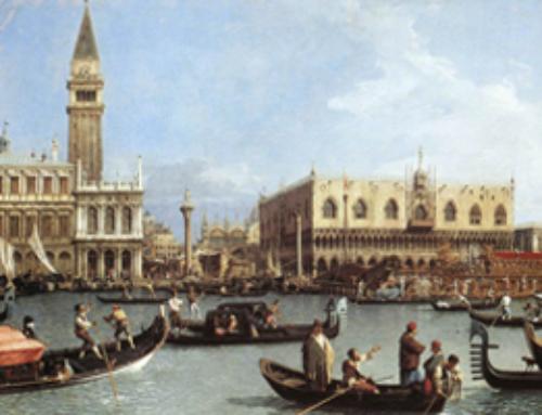 Reisen Sie nach Venedig durch die Gemälde von Canaletto