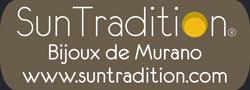 Blog Suntradition Véritables bijoux de Murano Logo