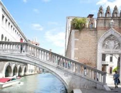 """La Universidad """"Ca 'Foscari"""" de Venecia"""