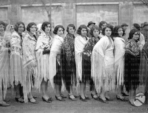 De sjaal van de vrouwen van Venetië, een verloren symbool