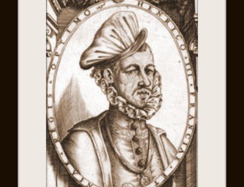 In Venedig eine Zuckermahlzeit für Henri III